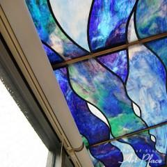 海:八重咲診療所 玄関天井